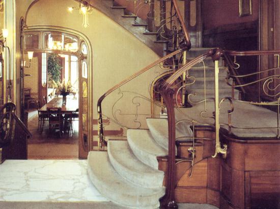 Art international interior design art nouveau for International interior designers
